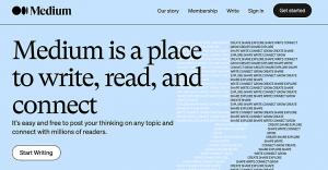 invite to write read & connect on medium.com